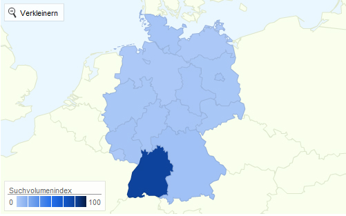 kwick social network interessenverteilung statistik 2011