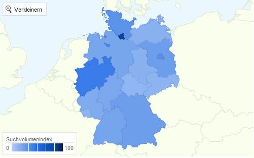 netlog google insight interessenverteilung statistik 2011