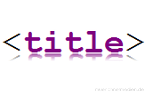 HTML Title Tag